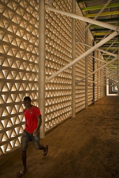 arquitectura_IDOM_universidad Senegal_corredor sur