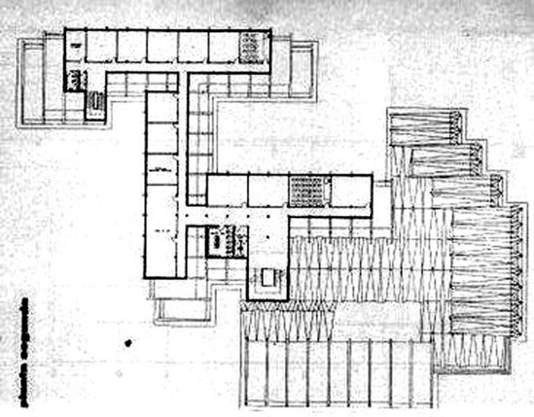 Arquitectura_IESSorolla_Valencia_planta 2
