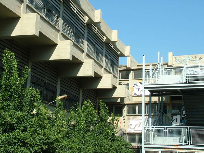Arquitectura_IESSorolla_Valencia- zona ulas