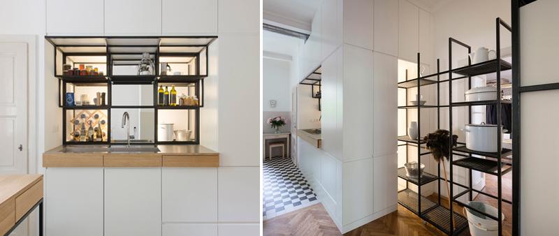 , arquitecto, interior, interiorismo, diseño, design, Viena, IFUB Architecture