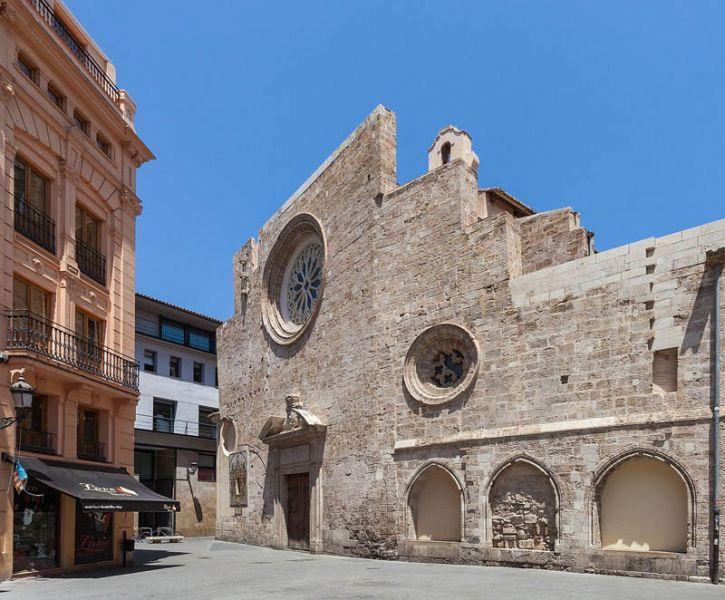 arquitectura iglesia santa Catalina