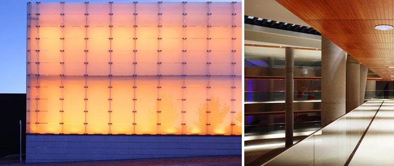 arquitectura, iguzzini ibérica, iluminación arquitectónica, interior, exterior, diseño