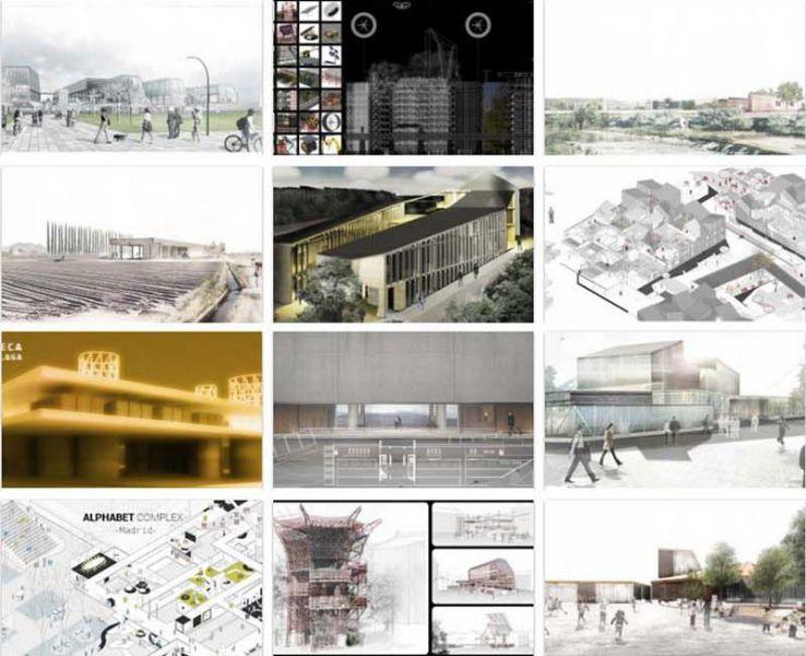 concurso nacional PFC arquitecturayempresa II Edicion 1