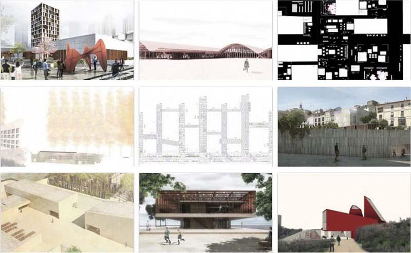 concurso nacional PFC arquitecturayempresa II Edicion 2