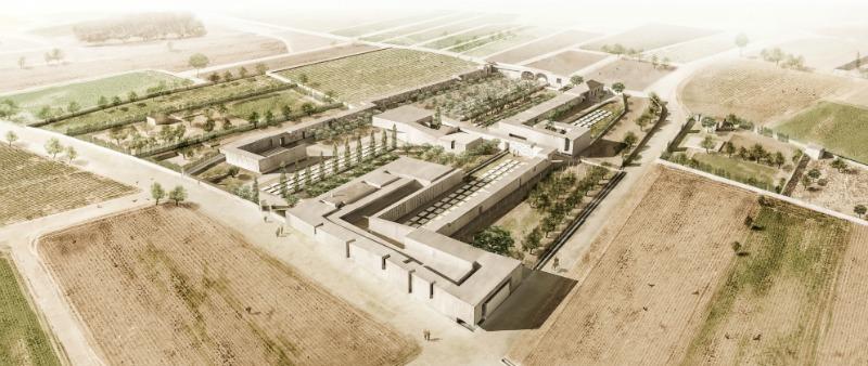 arquitectura, arquitecto, diseño, design, PFC, concurso, arquitectura y emrpresa, Volver a la tierra, Alvaro Castellano, proyecto final de carrera, tercer clasificado. 3º puesto