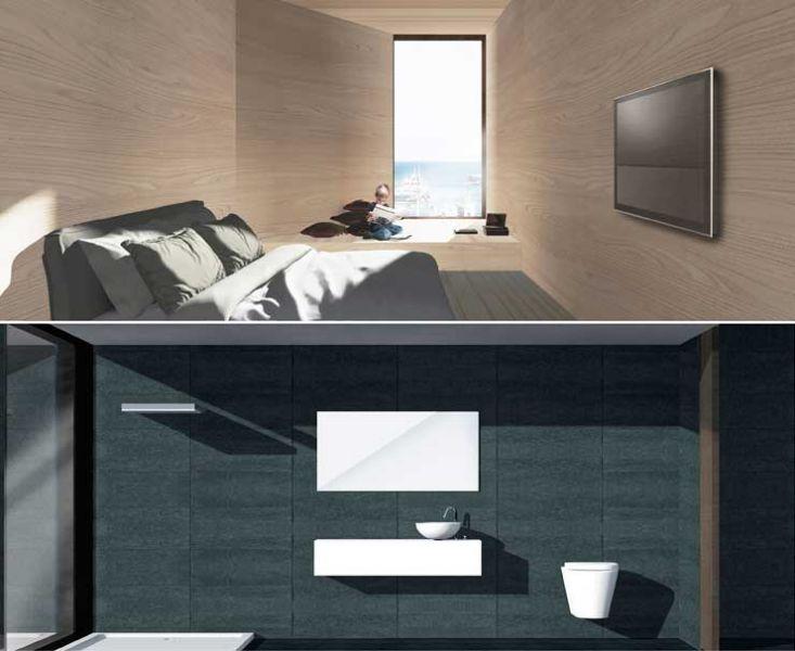 finalista III edicion concurso PDF arquitecturayempresa Museo hotel del mar alvaro larrondo habitaciones