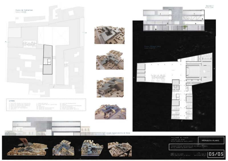 Tallando el vacio Angélica Juan Muñoz 2º premio III edicion concurso pfc arquitecturayempresa panel 5
