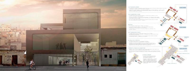 III Edicion concuros Proyecto Final de Carrera PFC arquitecturayempresa 2017 segundo premio