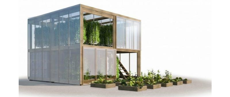 arquitectura, arquitecto, diseño, design, granja urbana, cosecha, agricultura, Human Habitad, Dinamarca, Impact Farm, móvil, efímero, verde, sostenible, sostenibilidad, ecología, ecológico, Cradle-to-Cradle