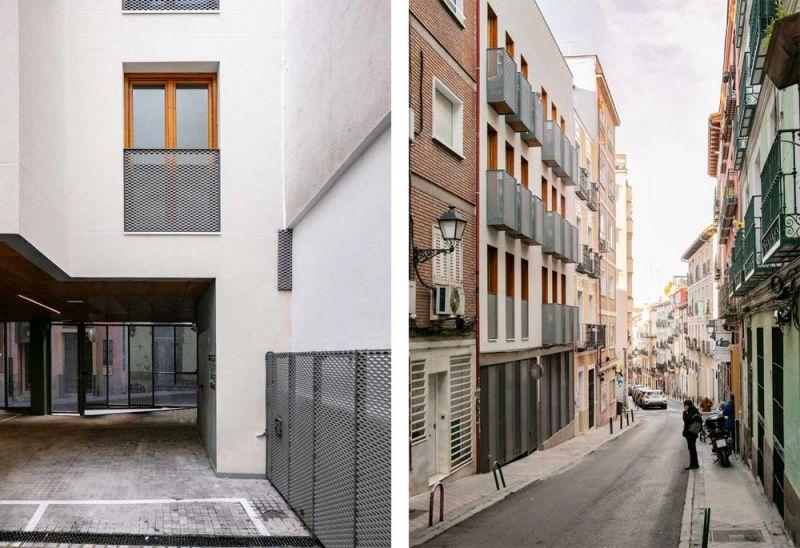 arquitectura impacto cero b720 fermin vazquez arquitectos edificio buenavista fotografia fachada detalles