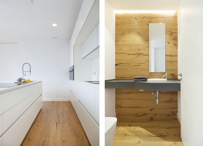 arquitectura casas inHAUS arquitectura modular diseño cocina baño