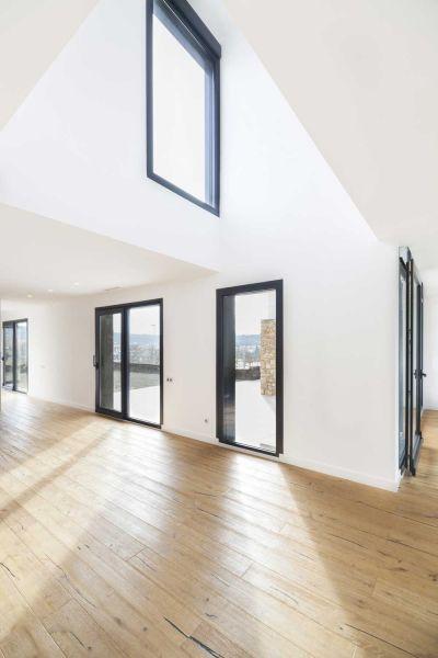 arquitectura casas inHAUS arquitectura modular diseño interior lucernario