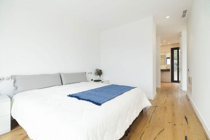 arquitectura casas inHAUS arquitectura modular diseño dormitorio