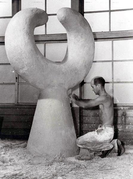 Arquitectura_ Isamu Noguchi_imagen de escultor