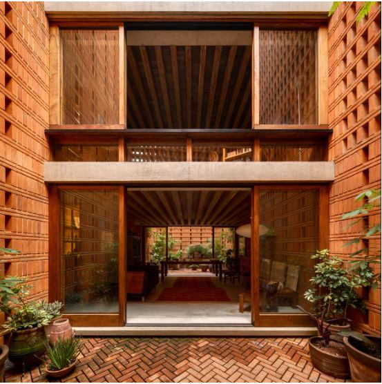 arquitectura_Iturbide Estudio_fachada patio