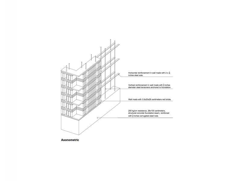 arquitectura_Iturbide Estudio_fachada patio estructura