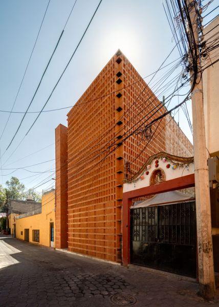 arquitectura_Iturbide Estudio_alz fachada