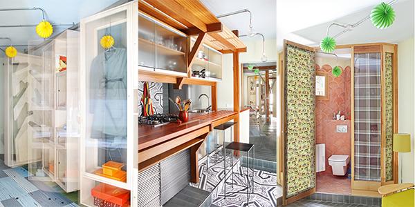 arquitectura_Izaskun Chinchilla_casa para un diseñador gráfico