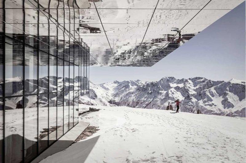 james bond spectre 007 localizaciones de rodaje austria ice q voladido