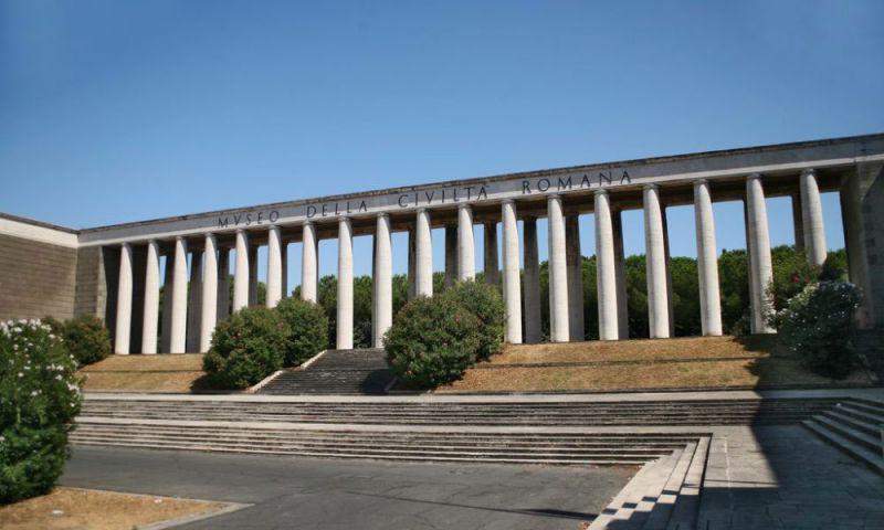 james bond spectre 007 localizaciones de rodaje italia museo de la civilizacion romana