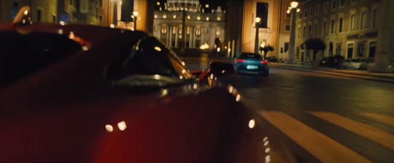 james bond spectre 007 localizaciones de rodaje italia vaticano