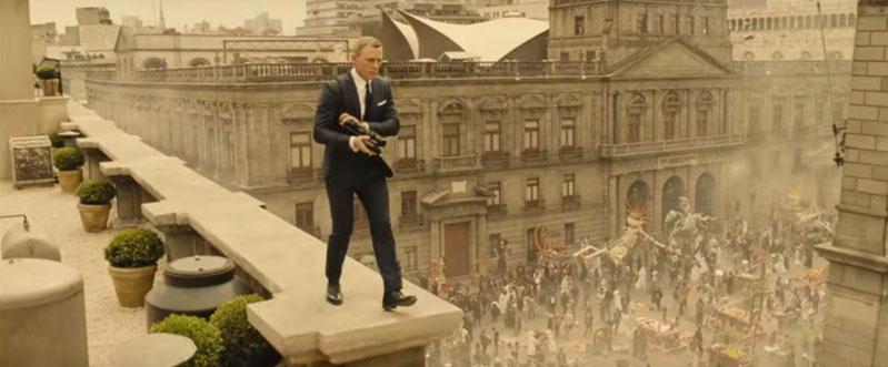 james bond spectre 007 localizaciones de rodaje mexico palacio mineria daniel craig