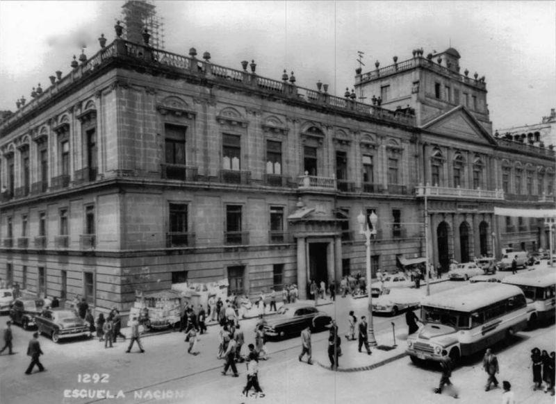 james bond spectre 007 localizaciones de rodaje mexico palacio mineria foto historica