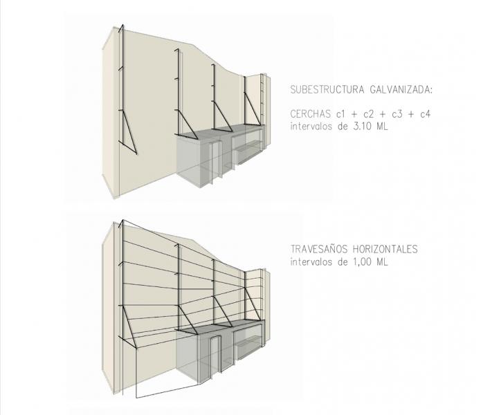 arquitectura_jardín vertical en Elche_3d