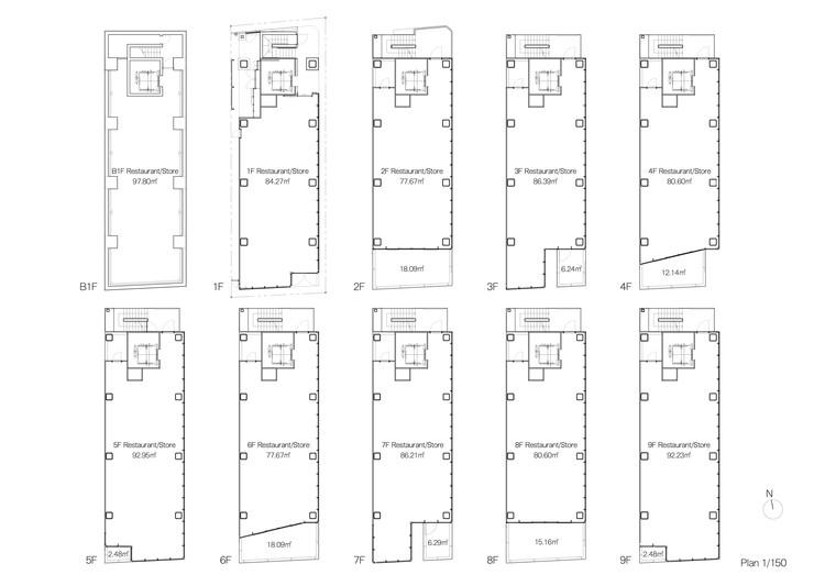 arquitectura_Kanda_Terrace_PLANTAS
