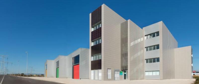 arquitectura, arquitecto, diseño, COOLTILE, Keraben, empresa, azulejos, revestimiento, exterior, ecológico, ecología, energía, ahorro energético