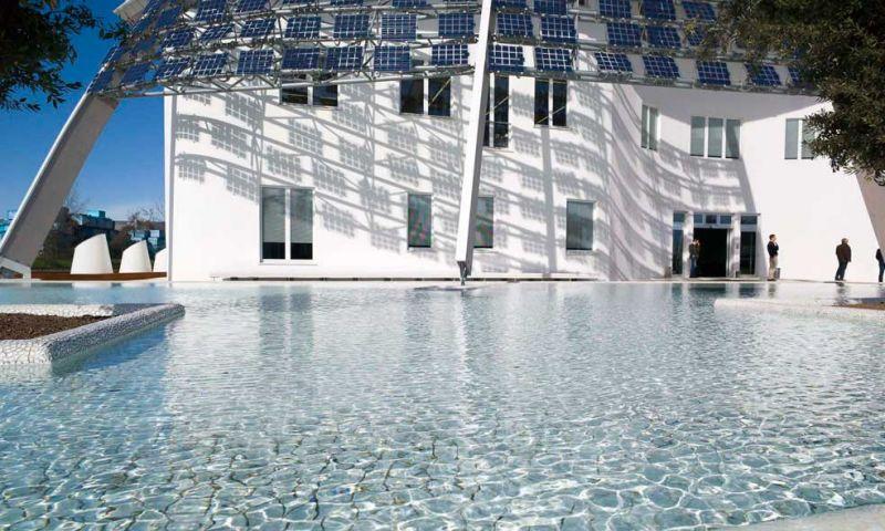 arquitecturayempresa Kerakoll Greenlab detalle agua