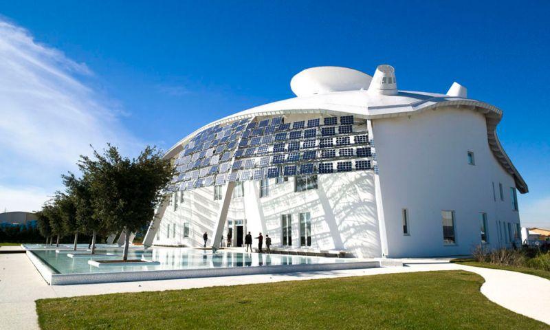 arquitecturayempresa Kerakoll Greenlab foto exterior