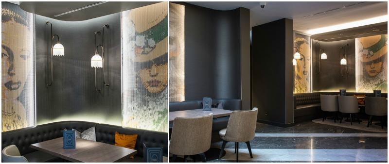 arquitectura, arquitecto, diseño, design, Kriska Decor, cortinaje metálico, decoración, Claire Davies