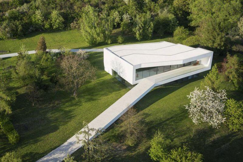 arquitectura KWK promes Konieczny By the way foto aerea