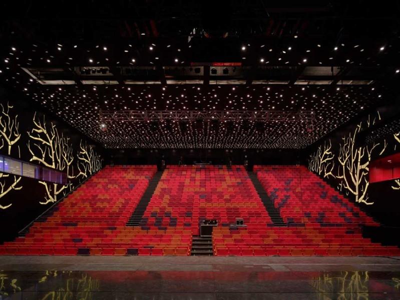 arquitectura la llotja mecanoo labb arquitectura teatro interior arquitecturayempresa
