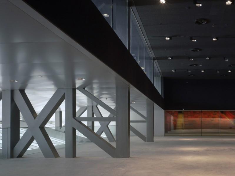 arquitectura la llotja mecanoo labb arquitectura vestíbulo arquitecturayempresa