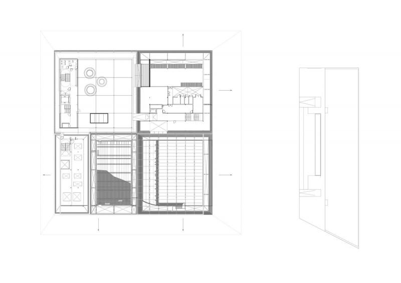 arquitectura la llotja mecanoo labb arquitectura planos p3 arquitecturayempresa