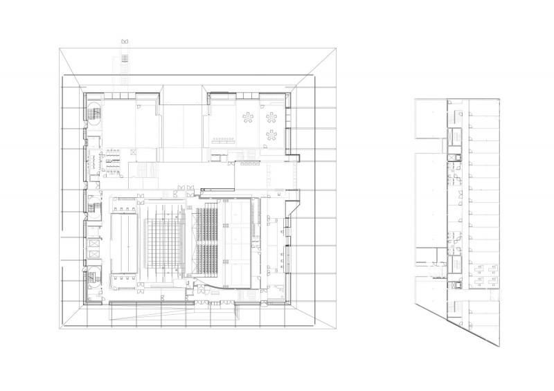 arquitectura la llotja mecanoo labb arquitectura planos pb arquitecturayempresa