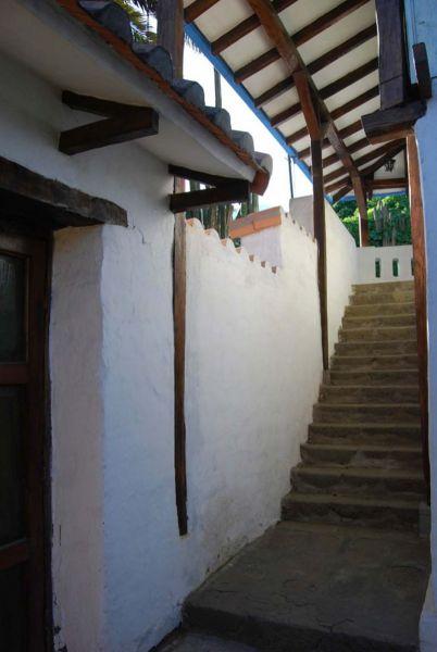 Arquitectura _ la quinta_  ecuador_zona acceso