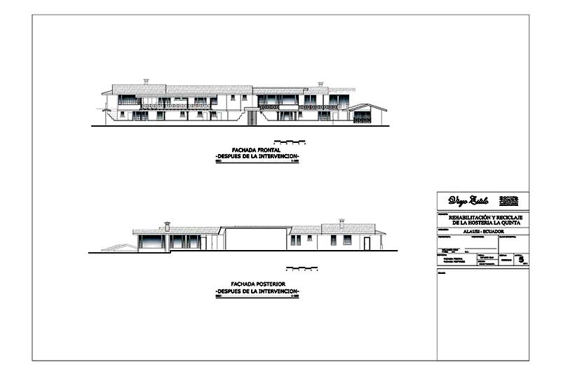 Arquitectura_la quinta _ecuador_rehabilitacion_alzados