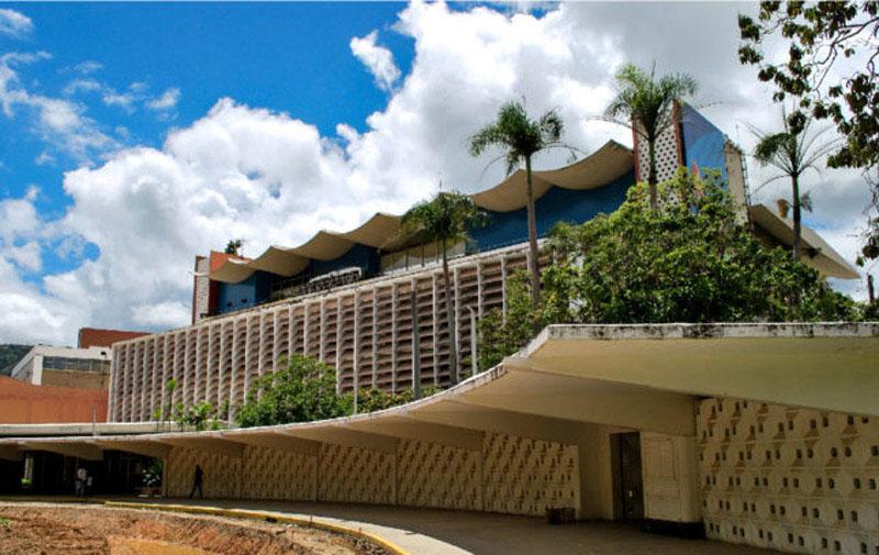 Arquitectura_la-rinconada_edificio Roberto Burle Marx