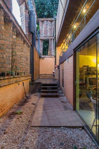 arquitectura ladrillo_gabinete arquitectura_casa esmeraldina_fachada