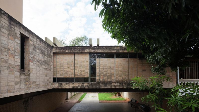 arquitectura ladrillo_gabinete arquitectura_casa fanego_fachada