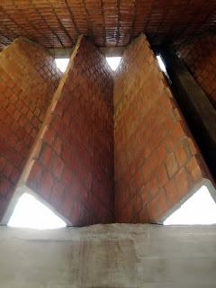 arquitectura ladrillo_gabinete arquitectura_rehabilitación infantil_detalle fachada