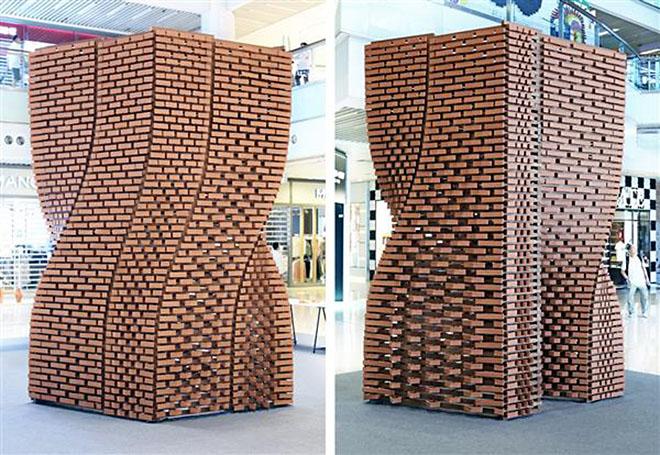 arquitectura_ladrillos impresos_enfriamiento pasivo_torre