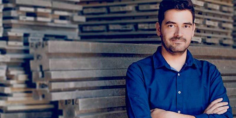 ARQUITECTURA Oscar Andrés Méndez Conceptos Plásticos foto perfil arquitecto