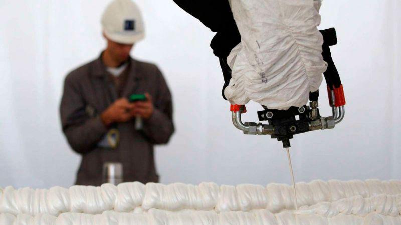 Lafarge Holcim proyecto vivienda impresión 3D yhnova maquina