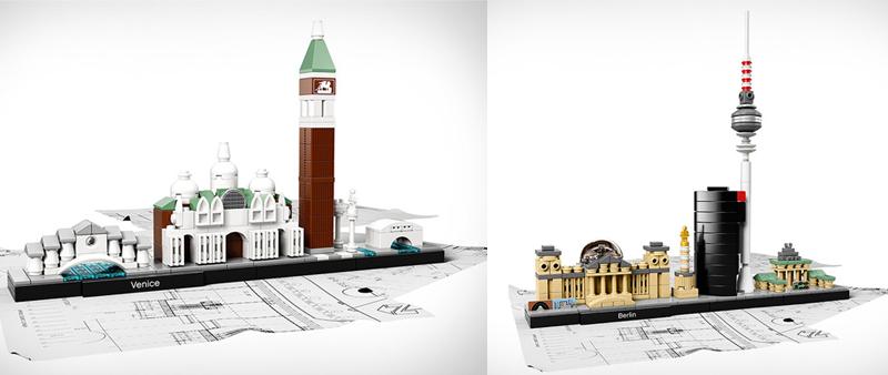 arquitectura, arquitecto, diseño, design, lego, architecture, Lego Architecture Studio, skylines