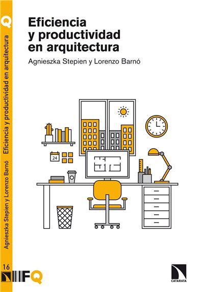 arquitectura libro eficiencia y productividad en arquitectura portada