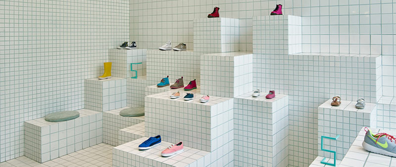 arquitectura, diseño, interiorismo, nabito architects, Eugeni Pons, Little Shoes